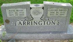 Alene <i>Moody</i> Arrington