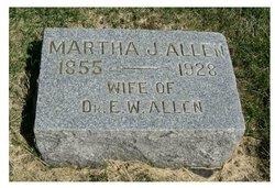 Dr Martha Jane <i>Walden</i> Allen