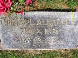 Thomas L. Alexander
