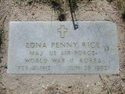 Edna Penny Rice