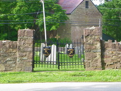 Saint James Perkiomen Church Cemetery