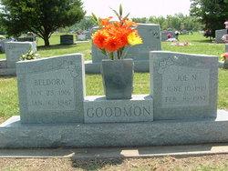Berta Beldora <i>Goss</i> Goodmon