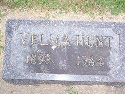 Velma <i>Sheek</i> Hunt