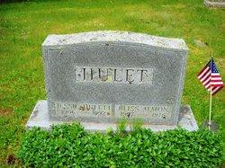 Jessie Elizabeth <i>Hulett</i> Hulet