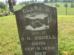 Clara Belle <i>Little</i> Sorrell