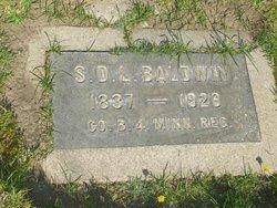 Shobal D. L. Baldwin