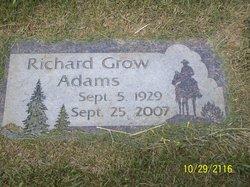 Richard Grow Dick Adams