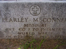 Pearley McKinley Conner