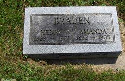 Amanda S. <i>Oglesby</i> Braden