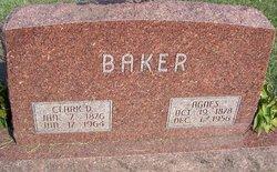 Agnes <i>McKinney</i> Baker