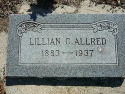 Lillian C <i>Jones</i> Allred