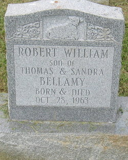 Robert William Bellamy