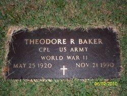 Theodore R Baker