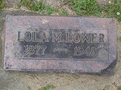 Lola M <i>McClure</i> Lower