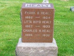 Litta <i>Boyd</i> Healy
