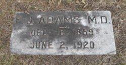 Dr Francis Joseph Adams
