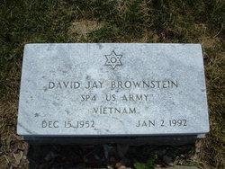 David Jay Brownstein