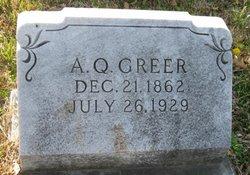 Aquilla A. Q. Greer