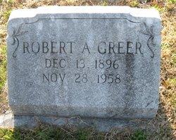 Robert Aquilla Greer