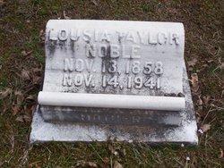 Louisa <i>Taylor</i> Noble