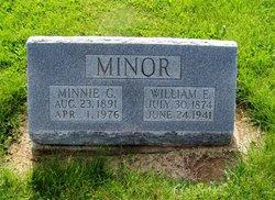 William E Minor