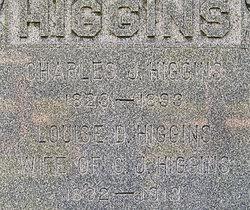 Louisa Diana <i>Sairs</i> Higgins