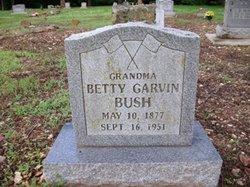Betty <i>Garvin</i> Bush