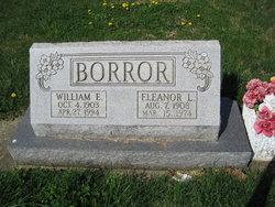 Eleanor L <i>York</i> Borror