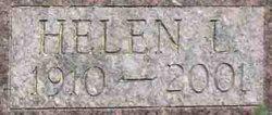 Helen Lillian <i>Erickson</i> Abraham