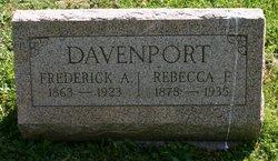 Frederick A Davenport