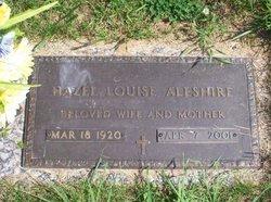 Hazel Louise Aleshire