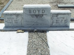 Harley B. Boyd