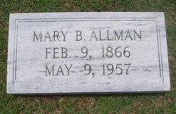 Mary B. Allman
