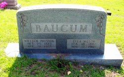 Ella <i>Welch</i> Baucum