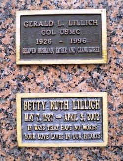 Col Gerald L. Lillich