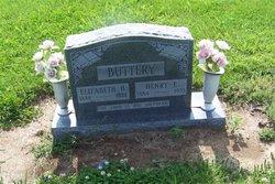 Elizabeth <i>Hampton</i> Buttery