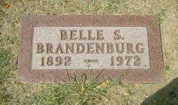 Belle Sarah <i>Garrett</i> Brandenburg