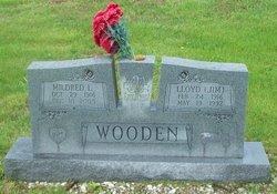 Lloyd Lamar Wooden