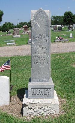 Martha Jane <i>Gher</i> Harvey