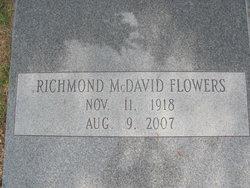 Richmond McDavid Flowers