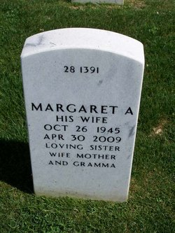 Margaret A. Peggy Cooley