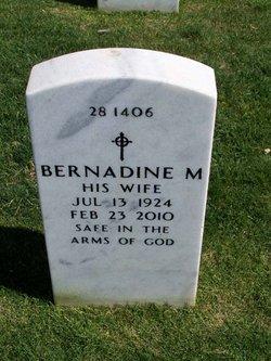 Bernadine M. Edwards