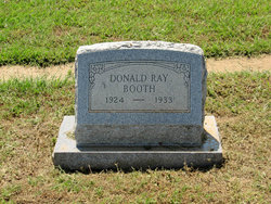 Donald Ray Booth