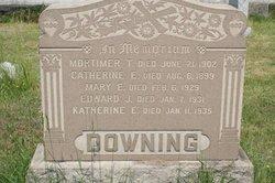 Mary E Downing