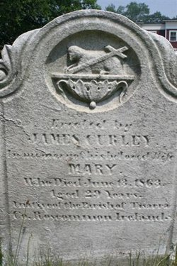Mary <i>Curley</i> Curley