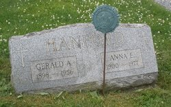 Pvt Gerald A. Hanford