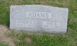 Iva <i>Stewart</i> Adams