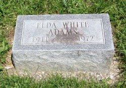 Elda <i>White</i> Adams