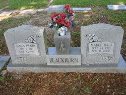 Madge <i>Davis</i> Blackburn
