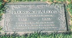 Florence Ann <i>Neal</i> Loyd